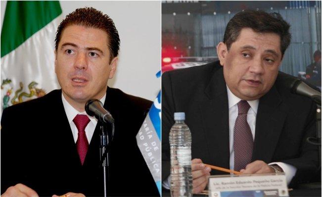 ¿Quiénes son Cárdenas Palomino y Ramón Pequeño, cercanos a García Luna acusados en los Estados Unidos?