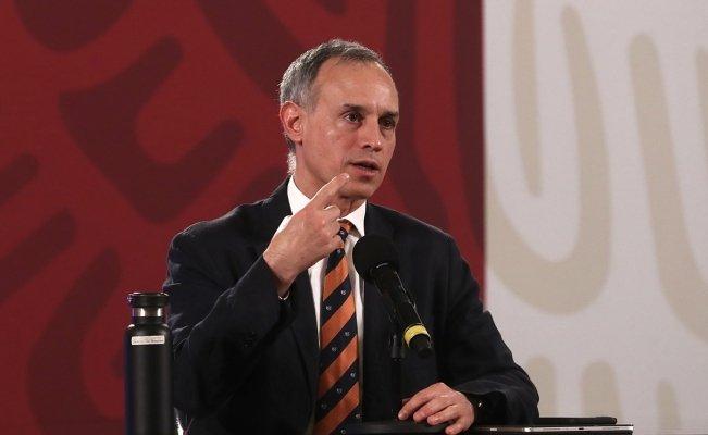 Piden salida de López-Gatell 10 gobernadores