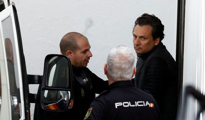 La extradición de Emilio Lozoya: el avión desde España parte hacia México