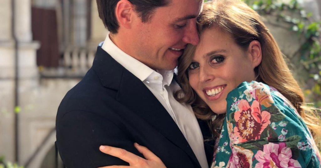 La princesa Beatriz y Edoardo Mapelli se casaron en secreto en Windsor