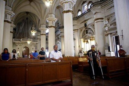Los servicios religiosos podrían reactivarse el 26 de julio. (Foto: AFP)