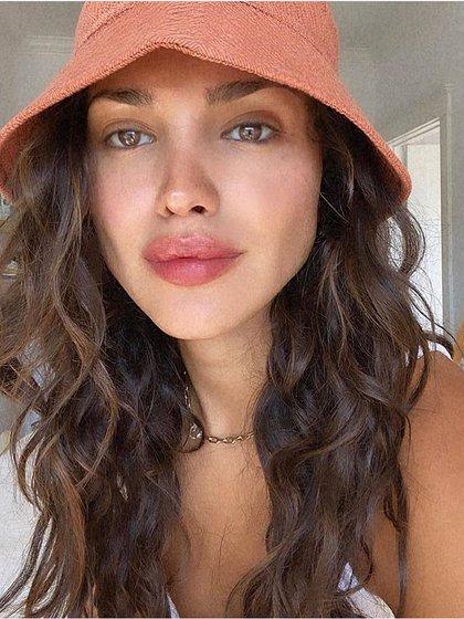La imagen que Eiza compartió y luego eliminó de su perfil (Foto: Archivo)