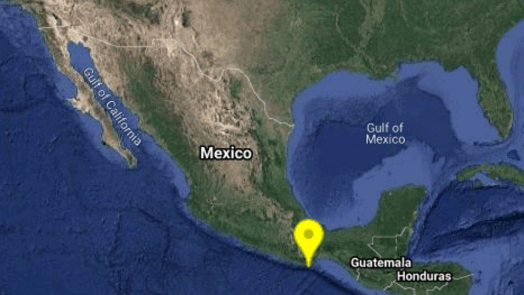 Se percibe un terremoto de magnitud 5.7 en Crucecita, Oaxaca, CDMX - Noticieros Televisa