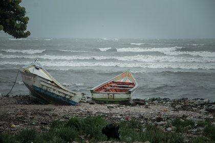 Venezuela vigiló la tormenta tropical Gonzalo, que podría afectar al país este sábado.  EFE / Leonardo Vilacha / Arcivo