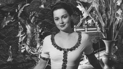 Olivia de Havilland (REUTERS)