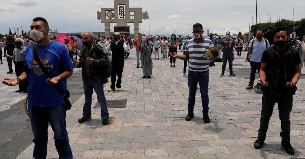 Coronavirus en México: 43,680 muertes y 390,516 casos acumulados confirmados por la SSa