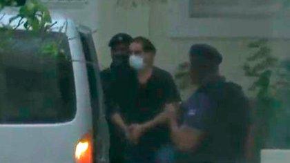 Alex Saab, encarcelado en Cabo Verde