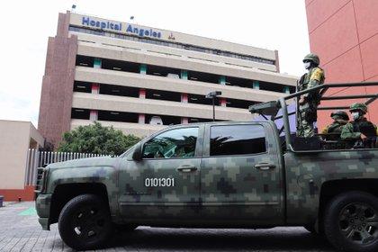 En un hospital en España, el ex director de Pemex fue diagnosticado con esófago de Barrett (Foto: EFE)