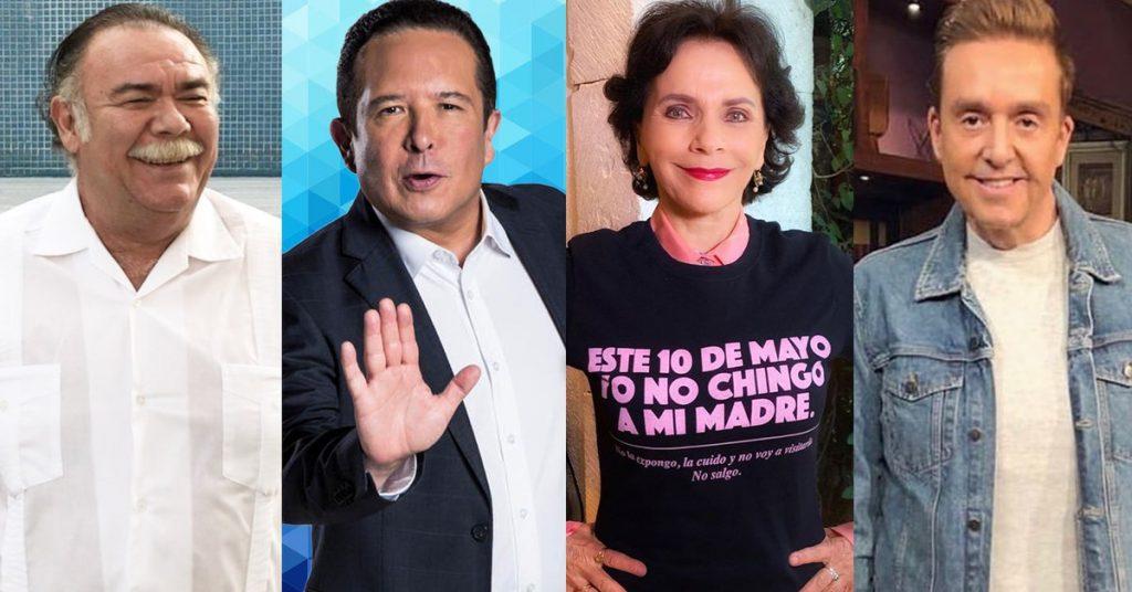"""""""Hablar de ANDA baja nuestra calificación"""": Pati Chapoy y Gustavo Adolfo Infante respondieron fuertemente a Jesús Ochoa"""