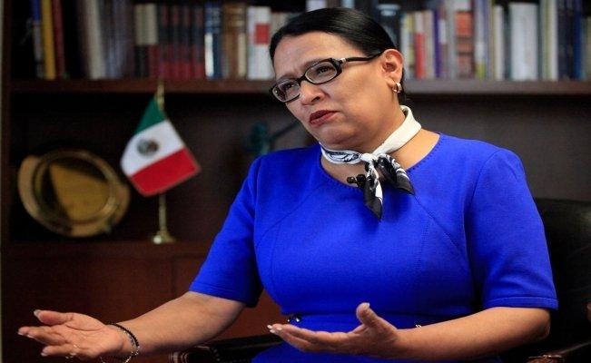 AMLO nombra a Rosa Icela Rodríguez como coordinadora de puertos de la Marina Mercante