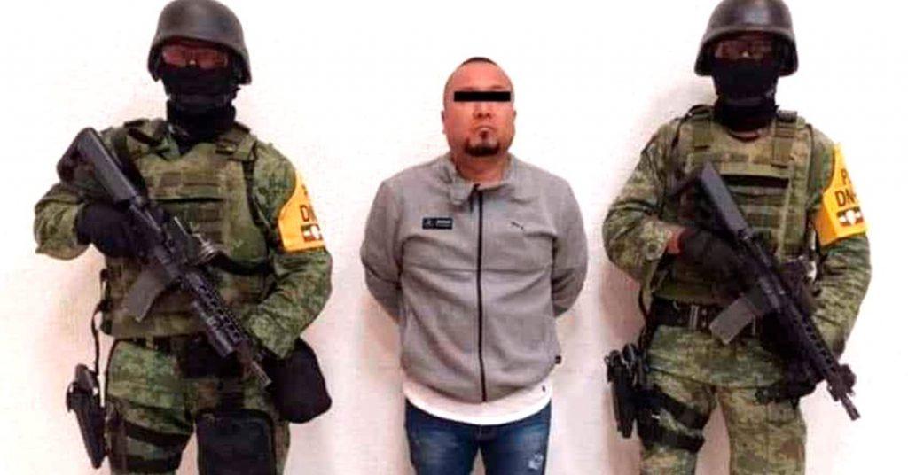 El arresto de Marro paso a paso: así es como capturaron al criminal en solo 15 minutos.
