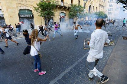 Corridas de toros en las calles (REUTERS / Thaier Al-Sudani)