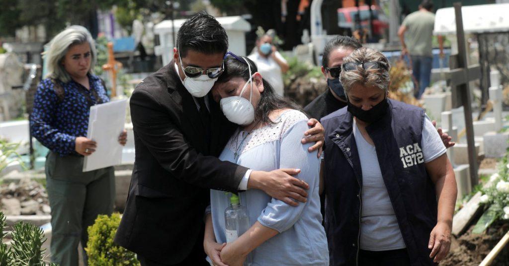 Coronavirus en México: se acumulan 52,298 muertes y 480,278 infecciones confirmadas