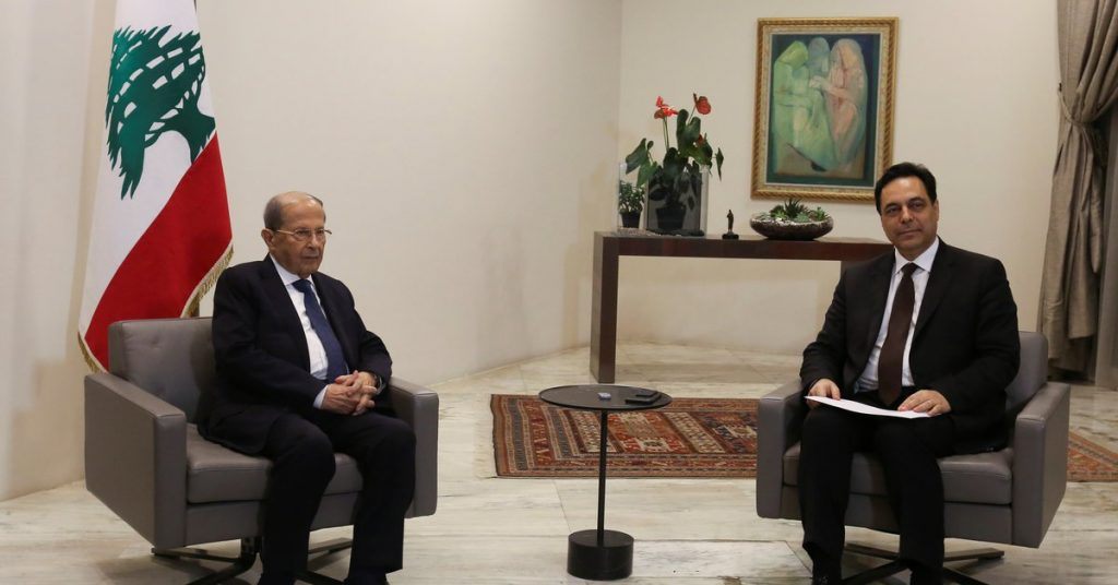 ¿Cuáles son los próximos pasos para elegir un nuevo gobierno en el Líbano tras la renuncia del primer ministro y de todo su gabinete?