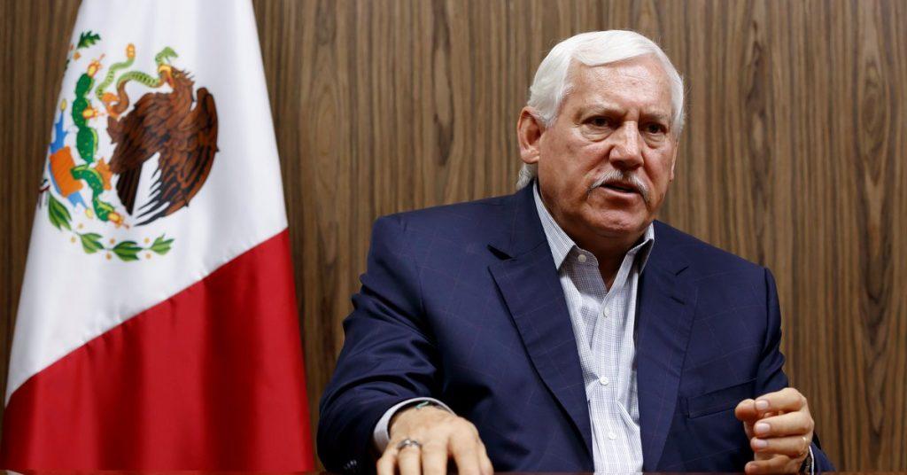 Víctor Villalobos Arámbula, Secretario de Agricultura, da positivo por COVID-19