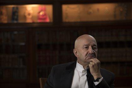 """""""Recuerdo que Carlos Salinas de Gortari presionó a favor de los proyectos de su hijo"""", Lozoya destacó (Foto: Netflix)"""