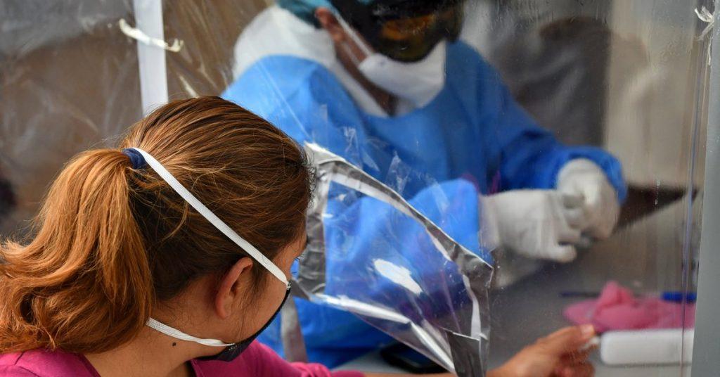 México fue el primer país de la región en utilizar pruebas moleculares para COVID-19: OPS