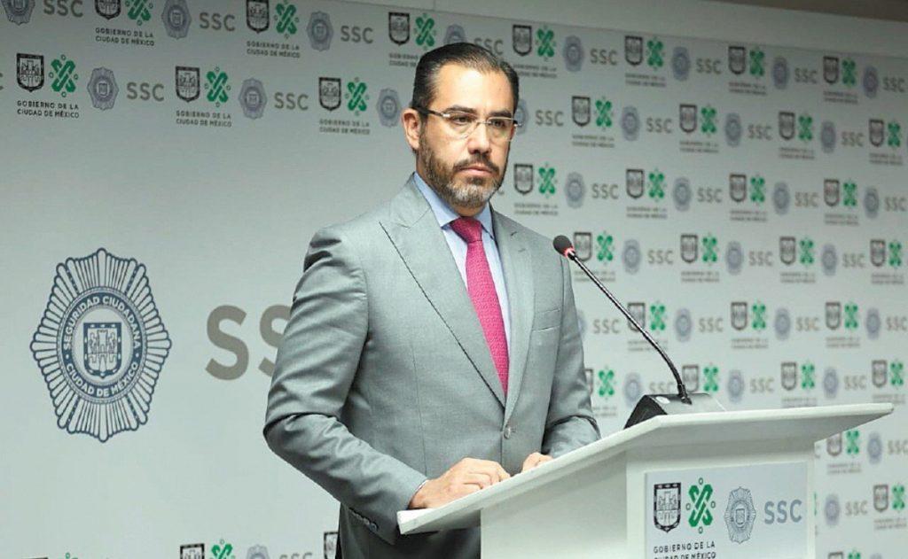 FGR pide aprehensión contra ex funcionarios de la Policía Federal