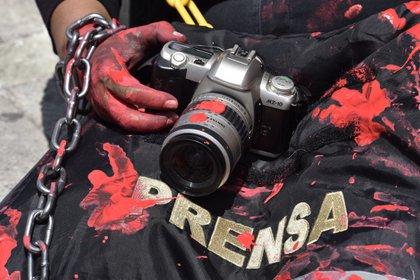 México sigue siendo uno de los países más peligrosos para practicar periodismo (Foto: Cuartoscuro)