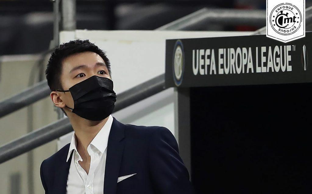 Liga Europea.  Inter de Milán resurge gracias al chino de 29 años
