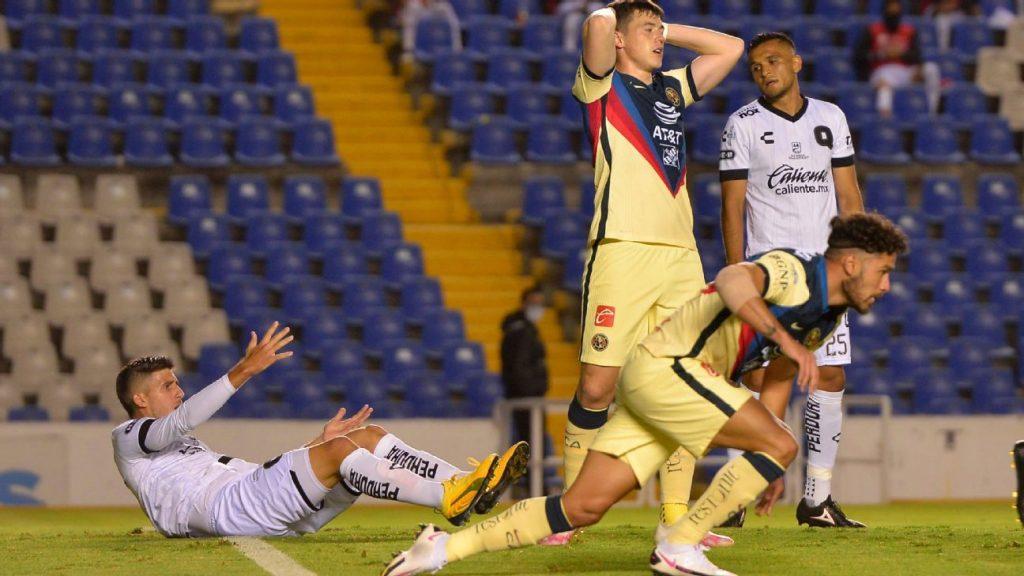 Razones de la derrota de América ante Querétaro en la quinta jornada